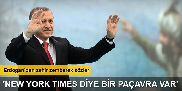 Cumhurbaşkanı Erdoğan Fetih Şöleni'nde konuştu