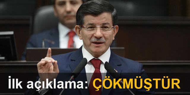 Ahmet Davutoğlu: Siyasette blok anlayışı çökmüştür
