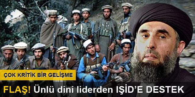 Ünlü dini liderden IŞİD'e destek