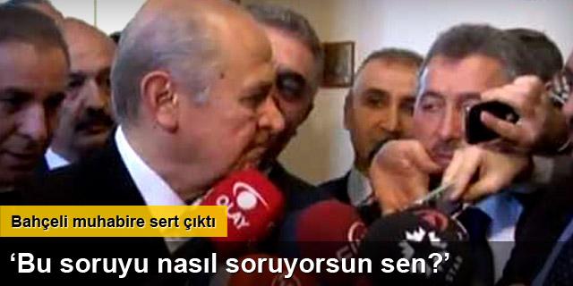 Bahçeli: PKK'yı selamlayacak kadar alçalmıştır
