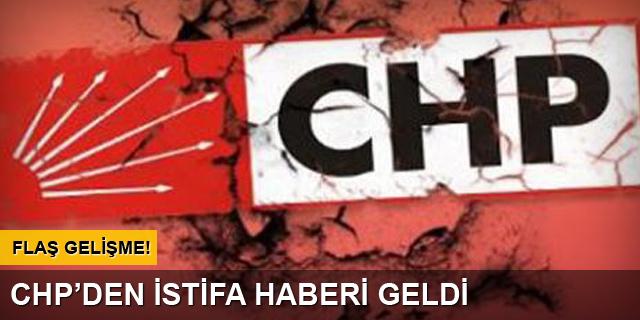 CHP'li Halıcı, partisinden istifa ettiğini açıkladı