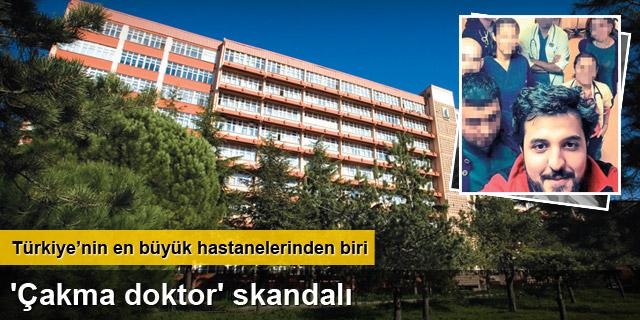 Göztepe Acil'de 'çakma doktor' skandalı