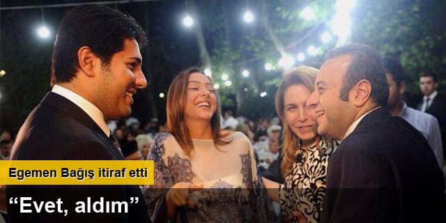 Egemen Bağış: Reza Zarrab'tan hediye aldım