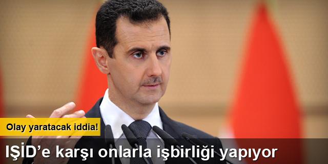 Tartışma yaratacak 'Esad' iddiası