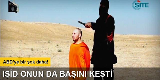 IŞİD, bir Amerikalı gazetecinin daha 'başını kesti'