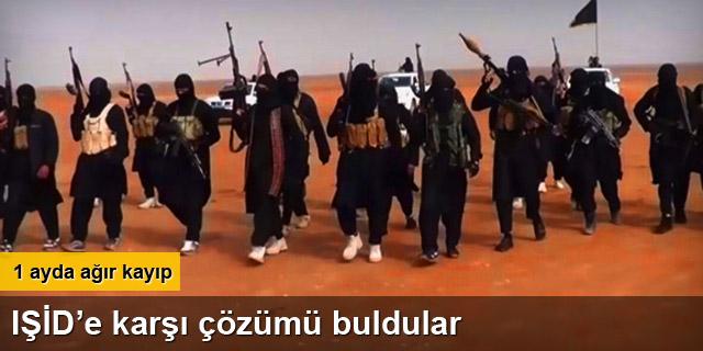 IŞİD'e karşı vur-kaç taktiği