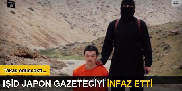 IŞİD ikinci Japon rehineyi öldürdü