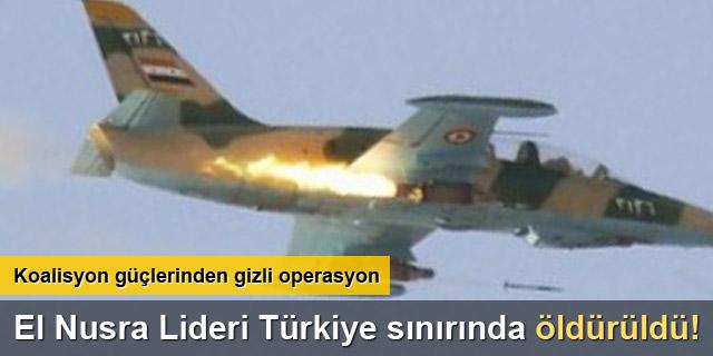 Koalisyon uçakları el Nusra toplantısını vurdu!