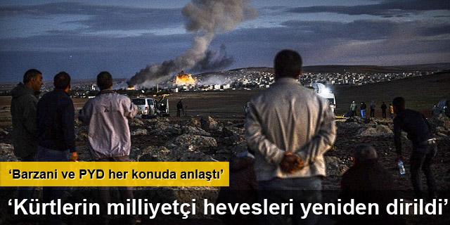 'Kürtlerin milliyetçi hevesleri dirildi'