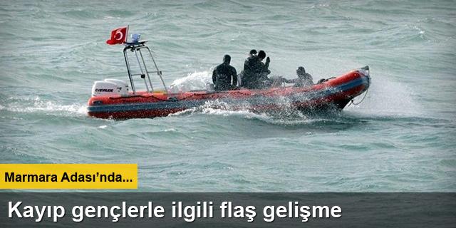 Marmara Adası'nda bir ceset bulundu