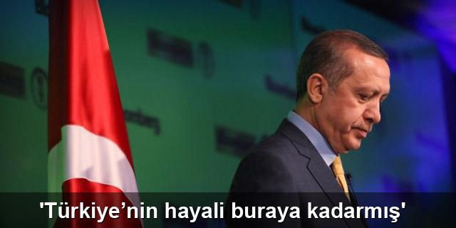 Financial Times: 'Türkiye'nin büyük güç olma hayali buraya kadarmış'
